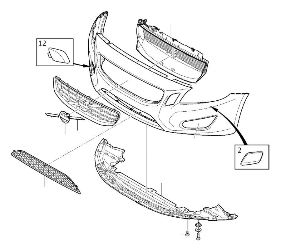 volvo s60 air guide  body  bumper  front  interior  design