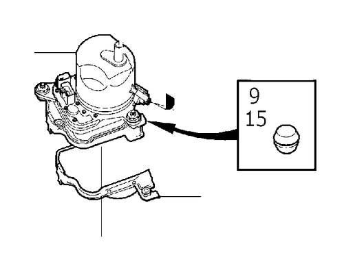 30775461  Volvo    Wiring    harness Pump  Power  Steering
