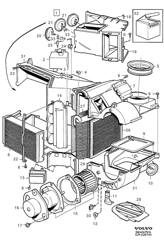 Tips 1996 Volvo 850 Wiring Diagrams