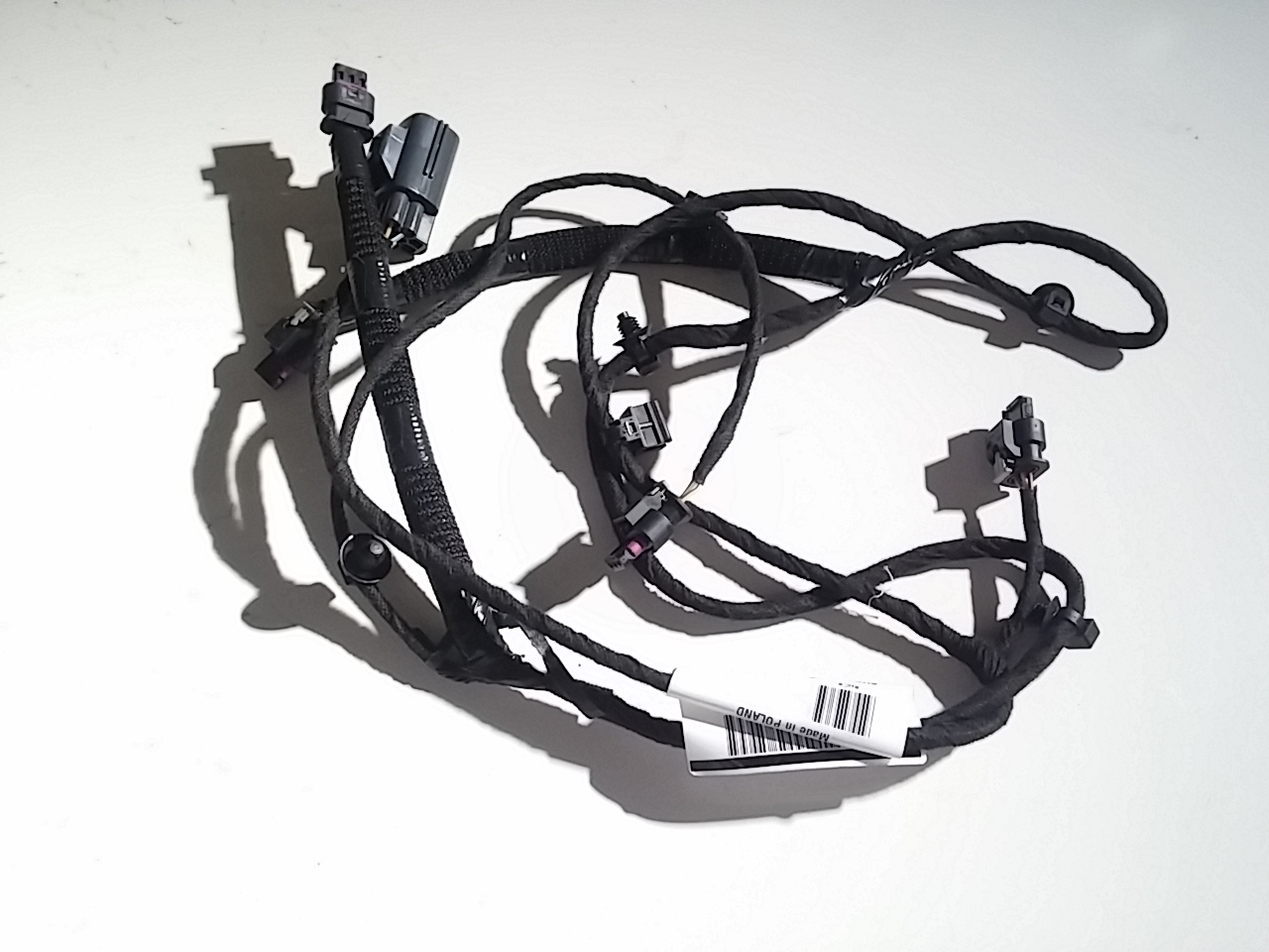 2006 Volvo C70 Wiring Harness  Park Assist   Rear   2005